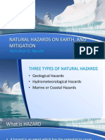 Natural Hazards on Earth Part 1