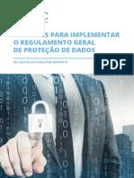 15 Passos para implementar o RGPD