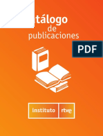 Catalogo InstitutoRTVEV3