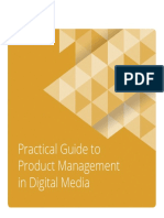 Guide Product Management