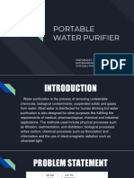 PORTABLE WATER PURIFIER (1).pptx