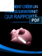 Comment Creer Un Business Sur Internet Qui Rapporte Vth