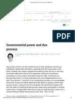 Governmental power and due process _ Philstar.com.pdf