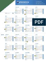 rail week calendar 2019