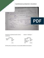 Overall Flowsheet Simulation Benzene Cyclohexane TW6