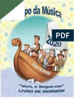 Livrinho Da Musica 2020 Sud