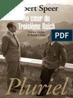 Au coeur du troisième Reich - Benoît Lemay.epub