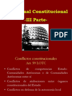 ElTribunalConstitucional III Parte