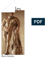 Breve Historia de Hercules