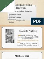 Referat franceza