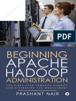Beginning Apache Hadoop Administration