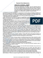 Resumen Adolescencia Toda La Materia (Catedra Grassi)