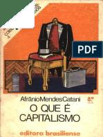 O que é Capitalismo .pdf