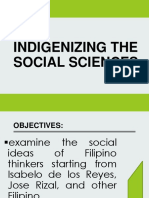 In Search of the Filipino Social Science