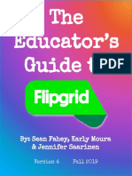 The Educator's Guide to Flipgrid eBook