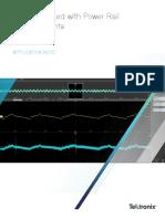 Power rail analize