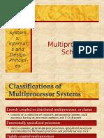6) Unit II_Multiprocessor scheduling.ppt