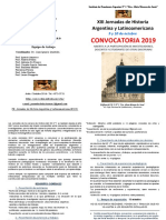 Diptico Convocatoria 2019-Difusión