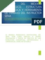Diapositivas Proceso Pedagogico