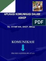 2a.Aplikasi kom dlm asKEP.ppt