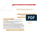 Sheiko Intermediate Small Load