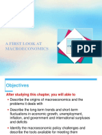 Economics Chapter (1) First Look at Macro