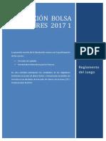 Reglamento Simulación de Bolsa de Valores 2017-1
