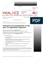 An algorithmic approach — The Journal of Family Practice