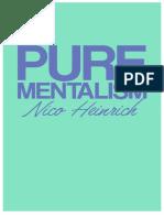 Edoc.pub Nico Heinrich Pure Mentalismenes 1