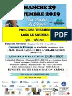 Virades de l'Espoir 2019 à Lons-le-Saunier
