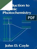 [J. D. Coyle] Introduction to Organic Photochemist(BookFi)