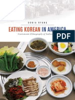 (Food in Asia and the Pacific) Sonia Ryang - Eating Korean in America_ Gastronomic Ethnography of Authenticity-Univ of Hawaii Pr (2015)