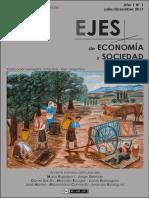 Poblamiento, despoblamiento y repoblamiento de la provincia de Entre Ríos. Un ensayo de demografía histórica (1869-2010)