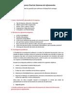 Guia Para Elaboracion de Un Sistema de Informacion Con Entregas