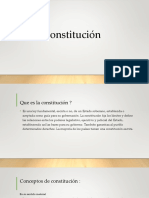 La Constitución Pptttttttt