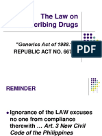 Pharma - The Law on Prescribing Drugs.pdf