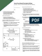 Pharma - Prescription Writing.pdf