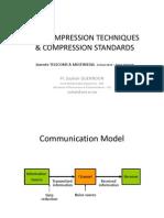Techniques de compression Audio/Vidéo (Journée Télécoms & Multimédia par