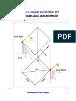 11. Fórmulas Para Cálculos Básicos de Perforación