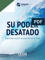 SU PODER DESATADO