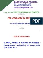 Pre-Moldados Livro Mounir Cap. 4