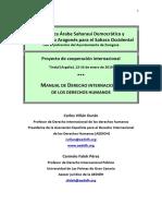 Manual de Derecho Internacional de Los Derechos Humanos 2019 Carlos Villan Duran