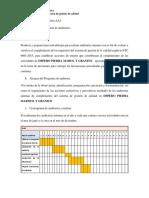 Programa y Plan de Auditoria AA2