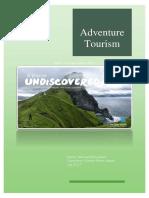 Adventure Tourism 31.07.17