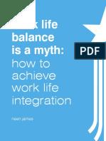 WorkLife Integration eBook