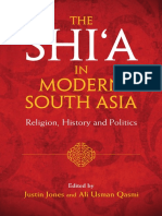 The Shi'a in Modern South Asia - Religion, History and Politics