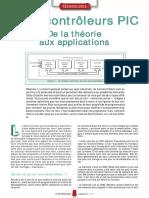 Electronique Et Loisirs - Cours Microcontroleur Pic