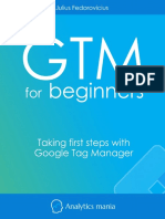 eBook - Google Tag Manager for Beginners - Analytics Mania