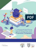 instructivo Propuesta-Pedagogica