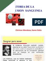 Historia Transfusion